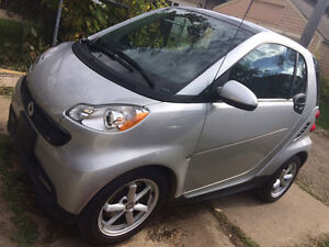 2014 Smart Fortwo Pure Coupe (2 door)