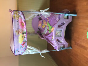 Toddler bed- TinkerBell