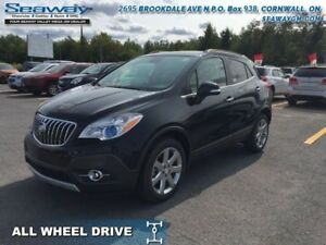 2016 Buick Encore Convenience  - out of province - $174.75 B/W