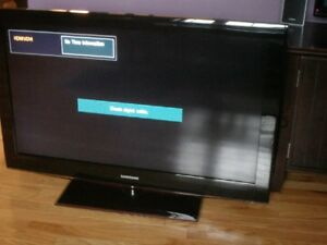 Samsung plasma 42 inch works great and remote///price firm