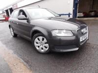 Audi A3 1.4T FSI Sportback 2009MY Petrol 75k Service History in West Midlands