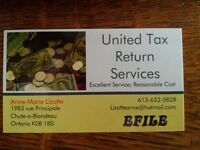 EFILE your tax return