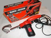 Black Decker Belt Sander KA900E