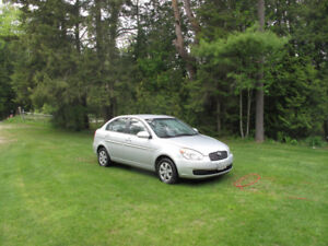 2008 Hyundai, Just certified, Brand new tires, Low Mileage