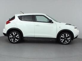 2014 NISSAN JUKE 1.6 N Tec 5dr CVT Auto SUV 5 Seats
