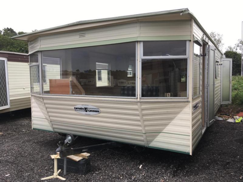 Carnaby realm static caravan mobile home 30 x 12 in for 30 x 30 modular home