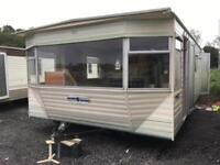 CARNABY REALM STATIC CARAVAN MOBILE HOME 30 X 12