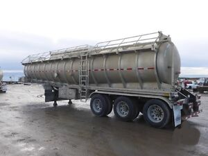 Tank trailers for rent