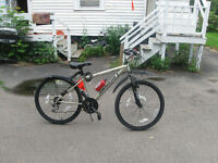 nearly new bike for sale or trade