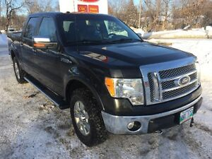 2010 Ford F-150 Lariat Pickup Truck Remote start New mud tires