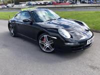 2006 Porsche 911 3.8 350bhp 4X4 Carrera 4 S - FSH - New MOT - Only 87000 Miles