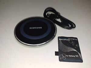 Samsung Wireless Qi Charger Pad Charging Station EP-PG9201
