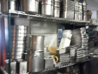 Restaurant Equipment - New and Used Coolers and more