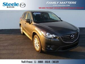 2016 MAZDA CX-5 GS (INCLUDES NO CHARGE WARRANTY)