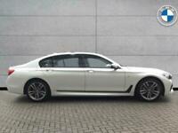 2018 BMW 7 Series 740Ld xDrive M Sport Saloon Saloon Diesel Automatic