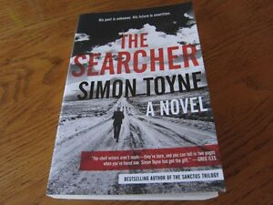 """The Searcher"" by Simon Toyne - Brand New Novel!"