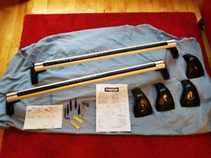 Mazda 5 roof rack (2006-2017) by Mazda