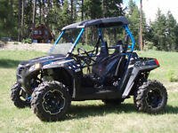 2014 NEW POLARIS RZRS LE EPS 800 RAZOR POWER STEERING ETC
