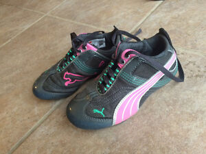 """""""PUMA"""" size 10 shoes in excel.condition"""