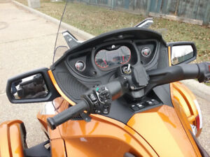 2014 can am spyder rt limited