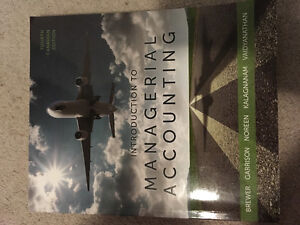Introduction to Managerial Accounting 4th ed