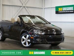 2012 Volkswagen EOS (cuir-toit ouvrant)