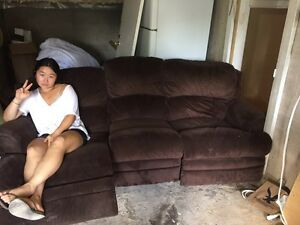 Used Couch- Pick up only London Ontario image 3