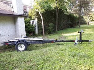 A STEAL OF DEAL FOR THIS BOAT TRAILER!!!