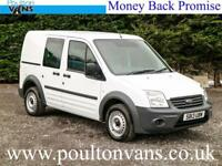 2013 (13) FORD CONNECT T220 SWB 5 SEAT CREW CAB VAN / COMBI - 1.8TDCI, Small