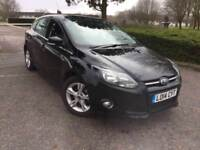 Ford Focus 1.6TDCi ( 105ps ) ECOnetic ( s/s ) 2014.75MY Zetec