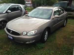 06 BUICK CERT TAXS WARRANTY ALL INCL IN THIS PRICE 5198.00