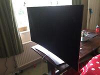 """LG 55EG960V 55"""" Curved OLED TV"""