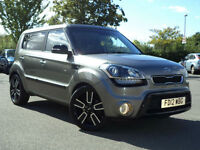 Kia Soul 1.6CRDi 2012MY Quantum Alloys FULL HISTORY, LEATHER, 1 OWNER