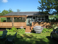 Cottage For Rent Parlee Beach / Chalet À Louer Shédiac, NB