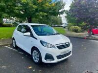 2015 Peugeot 108 1.0 Active 3dr HATCHBACK Petrol Manual