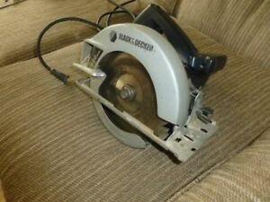 Black & Decker Circular saw , 180mm as in photo