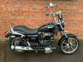 NEW Euro 5 Lexmoto Michigan 125 own this bike for only £10.03 week
