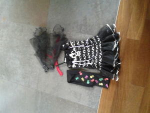 Costume d'halloween pour fille