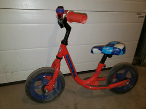 Toddler Strider Bike
