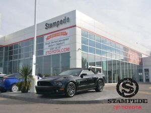 2011 Ford Mustang 2DR CONV SHELBY GT500 W/NAVIGATION  - Low Mile