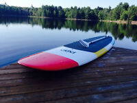 Sale - Vintage Throwback Multicolour 11.6 Stand Up Paddle Board