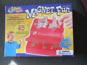 *Magnetic Fun Construction Set **BNIB** for ages 6+