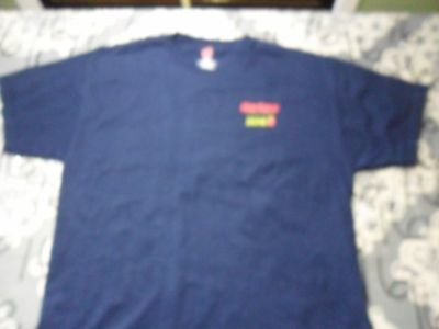 Large  Harkins Theaters 2016 Movies Hanes Brand T  Shirt