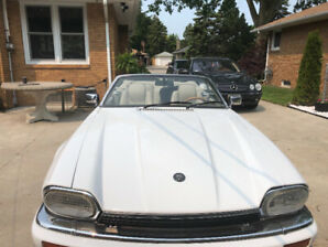 1996 XJS Jaguar convertible