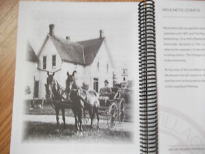 SIGNED COOKBOOK ON THE LONG SAULT LOST VILLAGES,XMAS Cornwall Ontario image 7