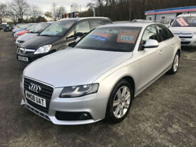 08 REG Audi A4 2.0TDI ( 143PS ) Multitronic SE AUTOMATIC