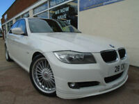 BMW Alpina White 2010 BiTurbo F/S/H 1 Owner P/X Swap
