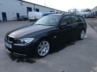 56 BMW 320 2.0 i M Sport Touring. 124000 miles.
