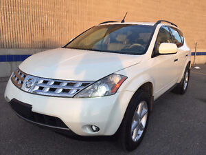 FULLY LOADED 2004 NISSAN MURANO SE SUV
