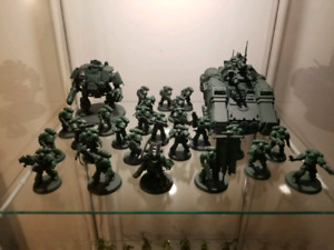 Warhammer 40K Collection (Sold PPU)
